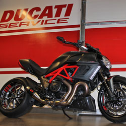 Project Diavel: MotoCorsa Service - March 2015