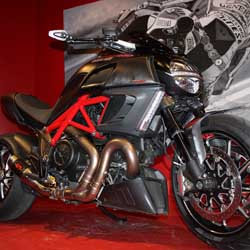 Project Diavel: MotoCorsa Showroom - March 2015